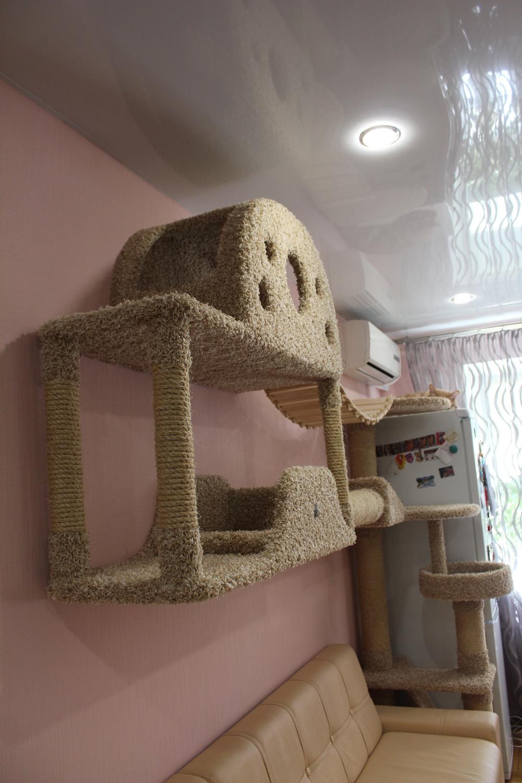 321Домик подвесной для кошки
